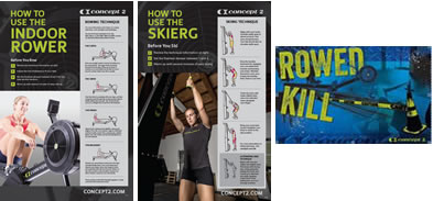 how to use a rowing machine crossfit