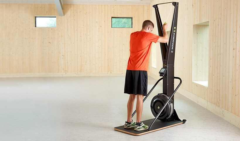 Skierg Indoor Nordic Ski Machine Concept2 Exercise Machines